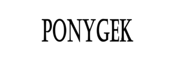 Ponygek