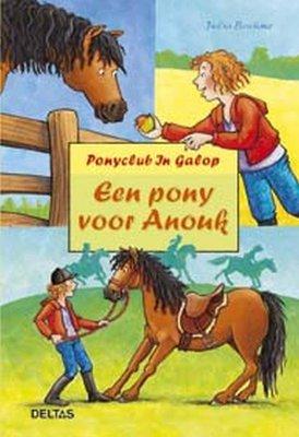 Ponyclub In Galop - Een pony voor Anouk