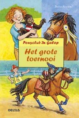 Ponyclub In Galop - Het grote toernooi