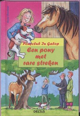 Ponyclub In Galop - Een pony met rare streken