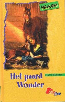 Volbloed - Het paard Wonder