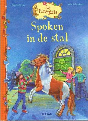 De Ponygirls - Spoken in de stal