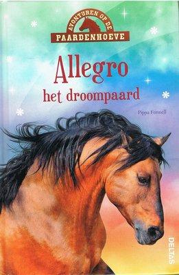 Avonturen op de Paardenhoeve - Allegro het droompaard