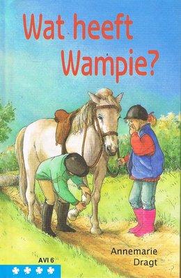 Wat heeft Wampie?