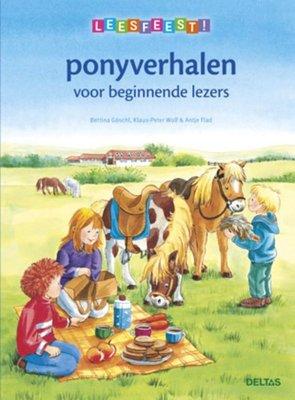 Leesfeest! - Ponyverhalen voor beginnende lezers