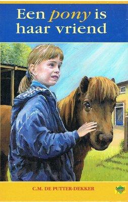 Een pony is haar vriend