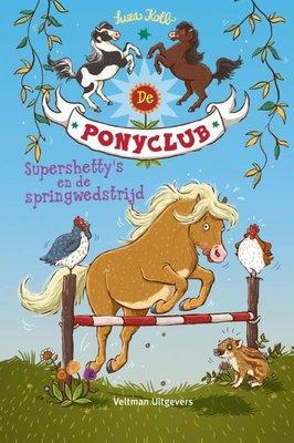 De Ponyclub - Supershetty's en de springwedstrijd