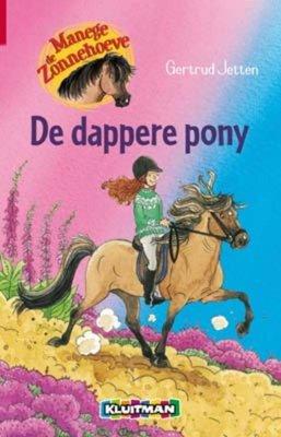 Manege de Zonnehoeve - De dappere pony