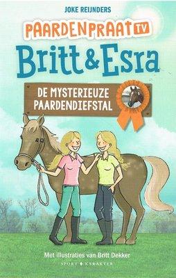 Britt & Esra - De mysterieuze paardendiefstal