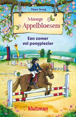 Manege Appelbloesem - Een zomer vol ponyplezier