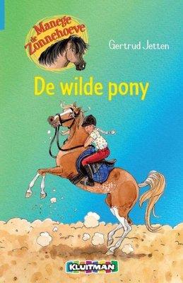 Manege de Zonnehoeve - De wilde pony