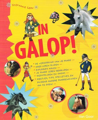 In galop!