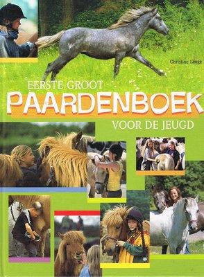 Eerste groot Paardenboek voor de jeugd
