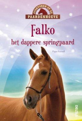 Avonturen op de Paardenhoeve - Falko het dappere springpaard