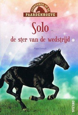 Avonturen op de Paardenhoeve - Solo, de ster van de wedstrijd