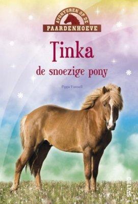 Avonturen op de Paardenhoeve - Tinka, de snoezige pony