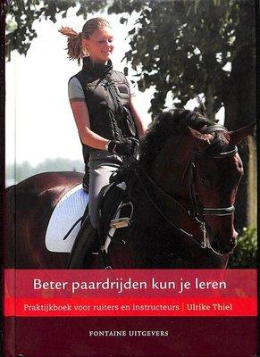Beter paardrijden kun je leren