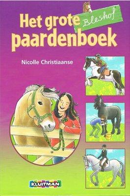 De Bleshof - Het grote paardenboek