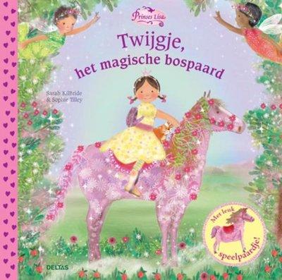 Prinses Lisa - Twijgje, het magische bospaard