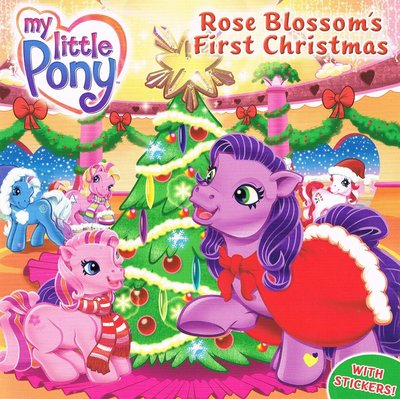 My little Pony - Rose Blossom's first Christmas