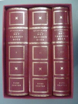 Quadekker - Het Paarden Boek - I, II, III